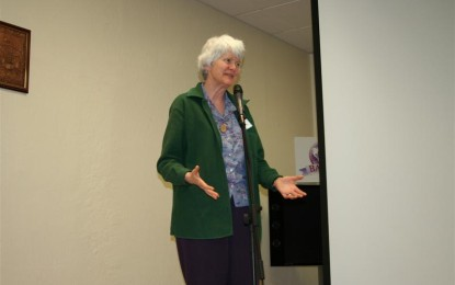 Pacifica Luncheon: Sister Sheral Marshall
