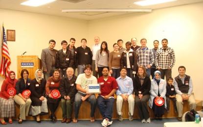 SCU Students Visit Pacifica Institute