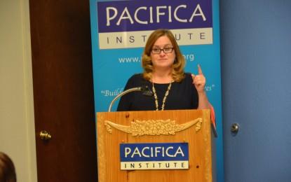 "Speaker Series with Santa Clara County Supervisor Cindy Chavez: ""Human Trafficking"""
