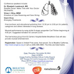 World COPD Day Conference and Concert