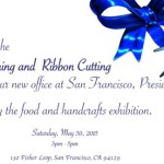 Grand Opening of San Francisco Office