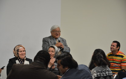 Ramadan Iftar Dinner with Congressman Mike Honda – June 27