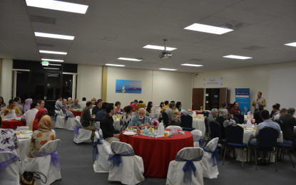 Ramadan Iftar Dinner with Community Leaders – June 30