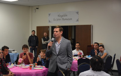 Ramadan Iftar Dinner with Congressman Eric Swalwell – July 5