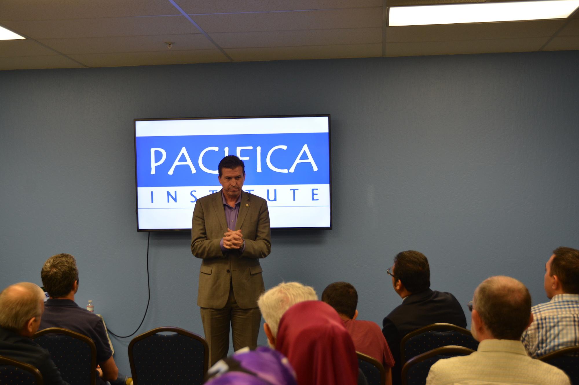 Pacifica Speaker Series:  Assemblyman Kevin Mullin