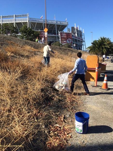 2015 Coastal Cleanup