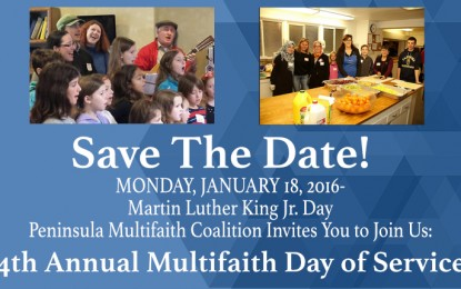 4th Annual Multifaith Day of Service