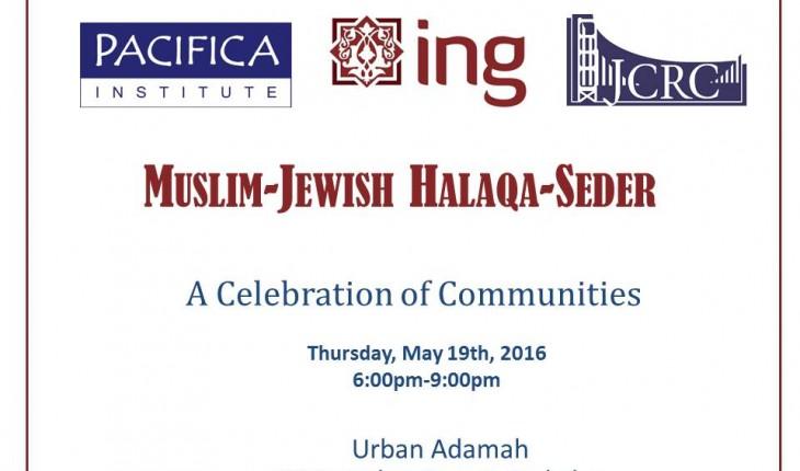 Muslim-Jewish Halaqa-Seder