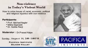 Featured Flyer-NonviolenceInTodaysWorld