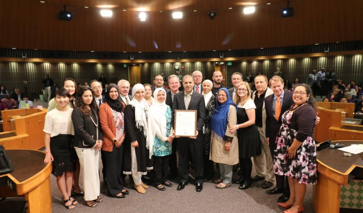 Proclamation for the Muslim Appreciation and Awareness Month
