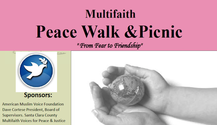 Multifaith Peace Walk & Picnic