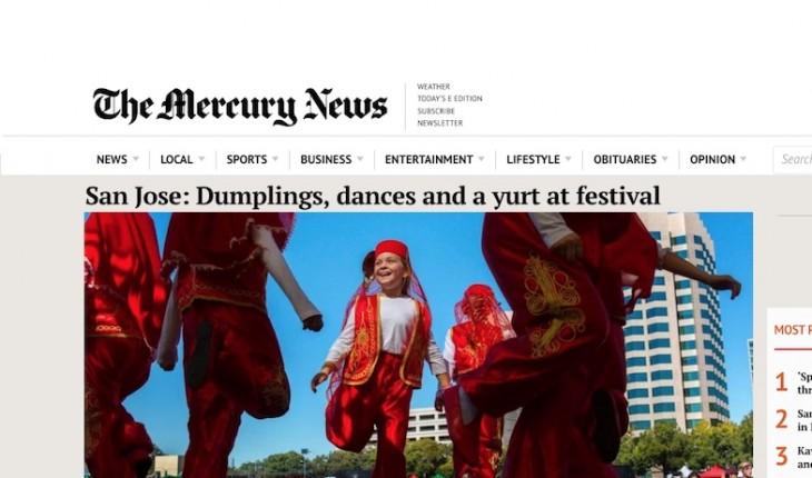 Children's Festival news on Mercury News