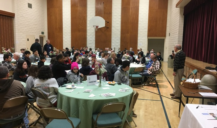 Annual MLK Day of Service – Multifaith Coalition – Jan 16, 2017