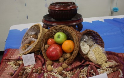 Pictures from 7th Ashure (Noah's Pudding) Night