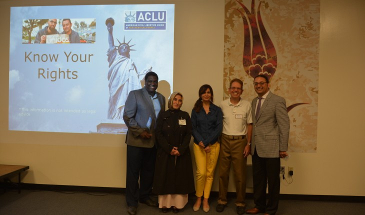 A Conversation with ACLU: Celebrate Your Freedom by Knowing Your Rights