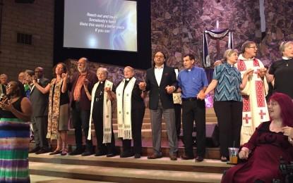 Multi-faith Prayer for Diversity and Love  @ Emanuel Baptist Church on Aug 20, 2017