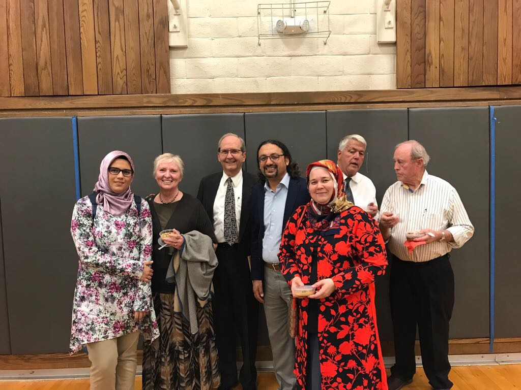 'What is Islam?' presentation at Los Altos Chapel – Oct 8, 2017