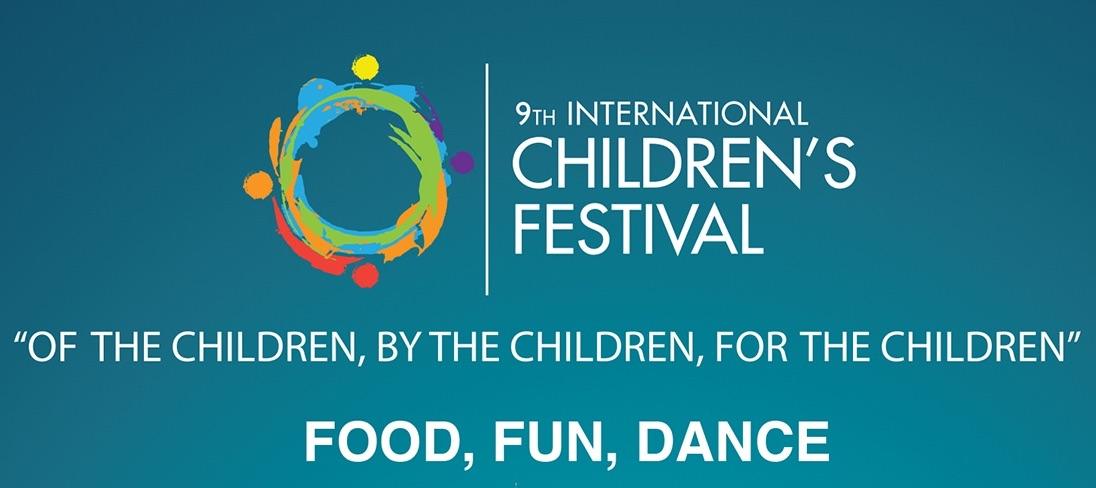 9th International Children's Festival in San Jose, CA