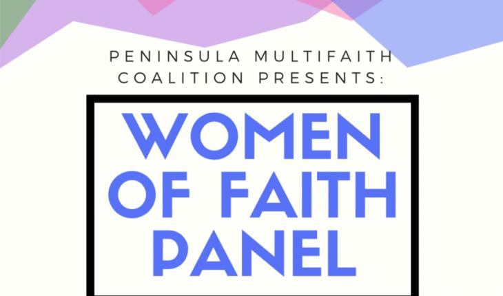Women of Faith Panel – Sept 29, San Mateo