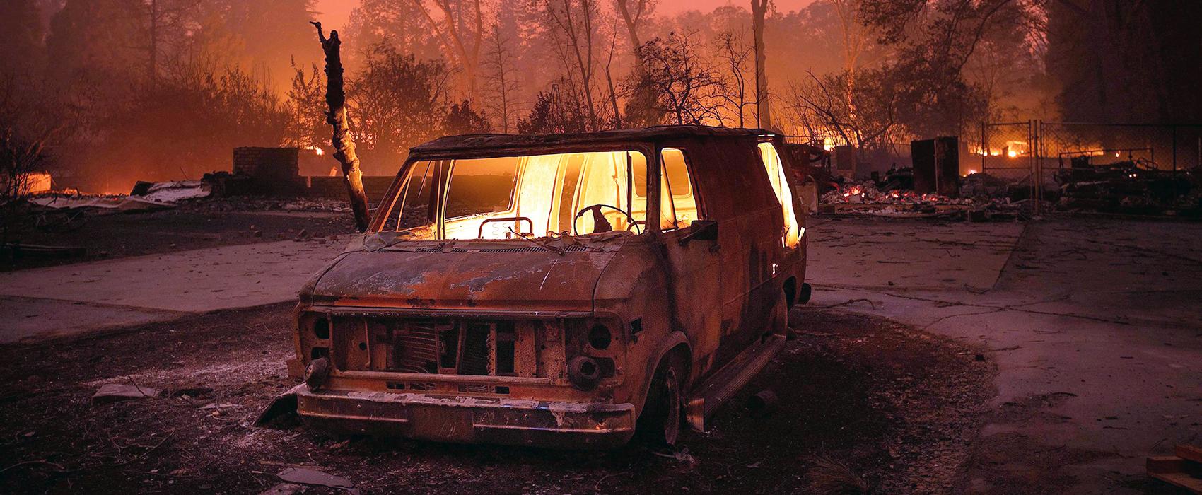 Fethullah Gulen's Message of Condolences on California Wildfires