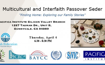 Multicultural and Interfaith Passover Seder