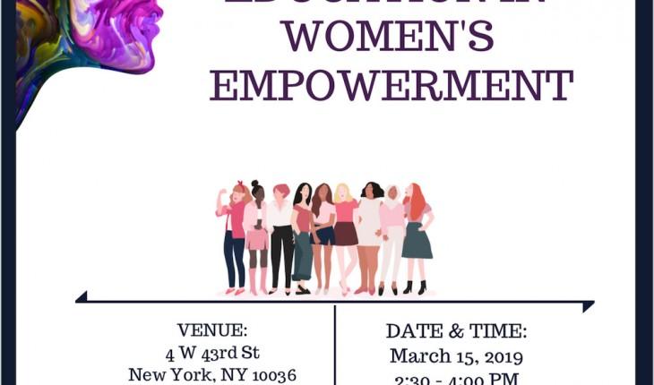 The Role of Informal Education in Women's Empowerment – New York, NY