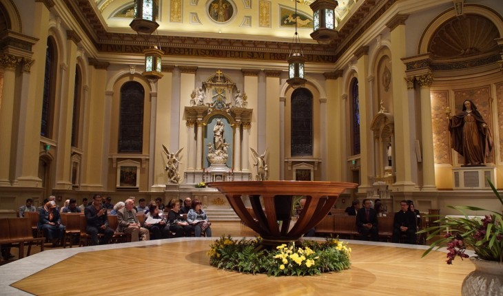 Ramadan Interfaith Iftar Dinner at Cathedral Basilica of Saint Joseph