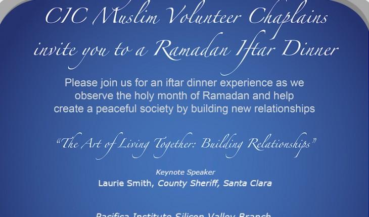 CIC Ministries Ramadan Iftar Dinner – May 14