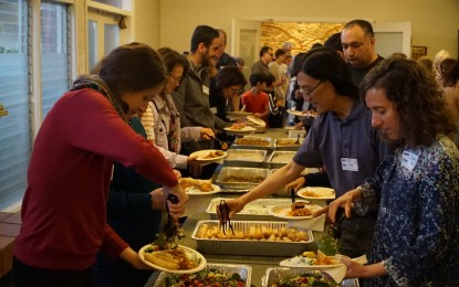 Ramadan Iftar Dinner at Peninsula Temple Beth El – May 7