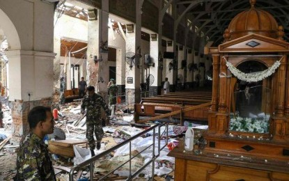Condemnation and Condolonces for Sri Lanka Attacks