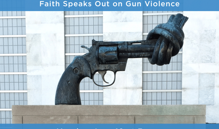 The Moral Voice:  Faith Speaks Out on Gun Violence