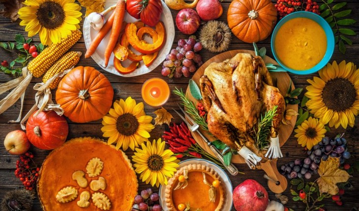 Early Thanksgiving Dinner 2019 – Sacramento Branch