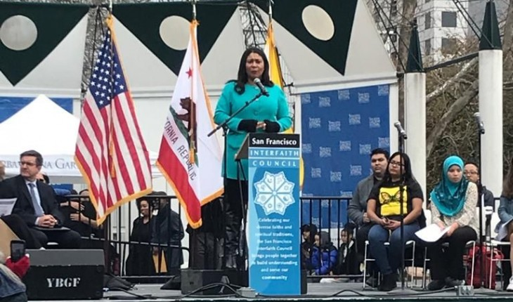 Pacifica Institute participated in Martin Luther King Day 2020 celebrations in Bay Area