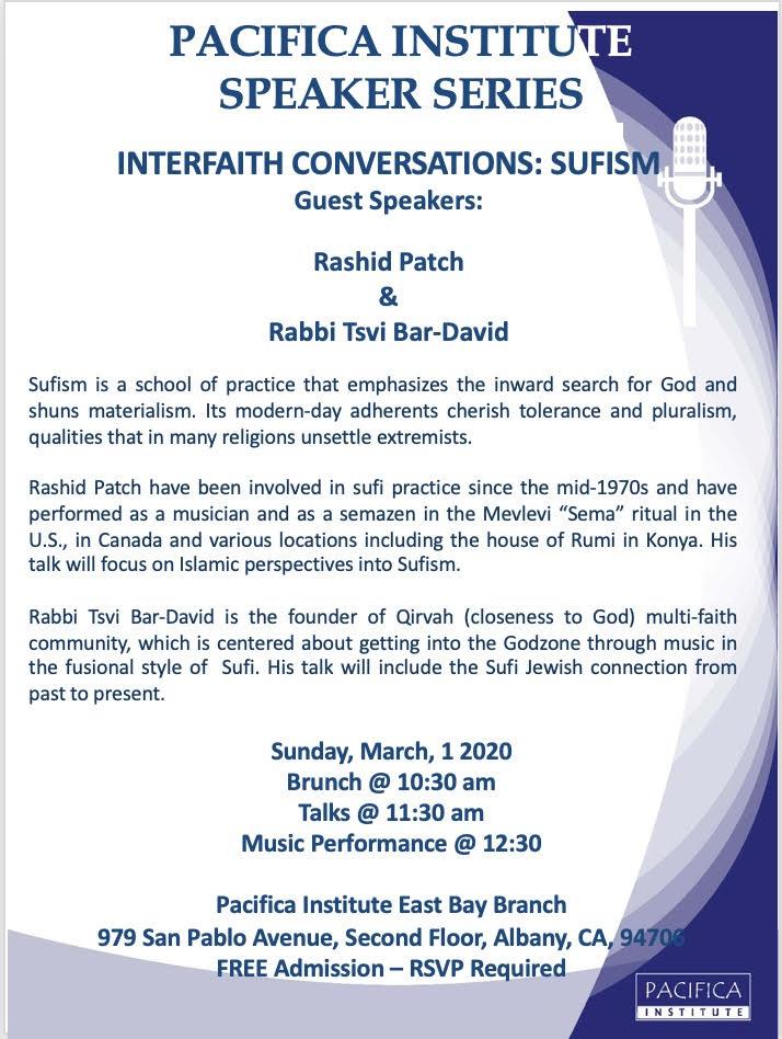 Interfaith Conversations : Sufism