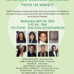 Annual Bay Area Interfaith Ramadan Gathering – Prayer For Humanity