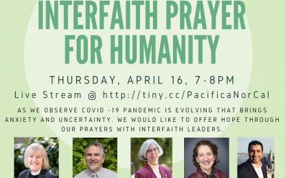 Interfaith Prayer for Humanity