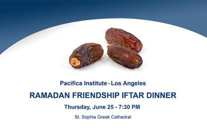 LA Ramadan Friendship Iftar Dinner