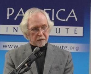 Professor Jack Miles speaks on Religion and Nationalism (December 8, 2012)