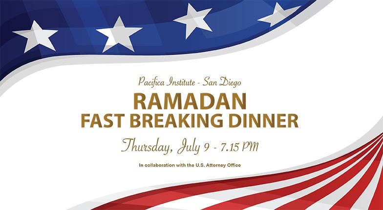 Ramadan Fast Breaking Dinner in San Diego
