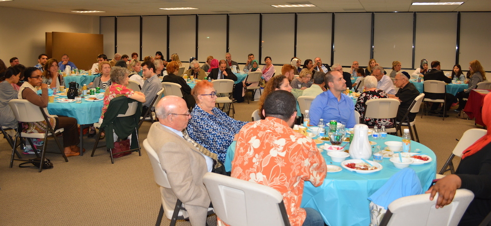 Interfaith Leaders of Orange County Came Together for Iftar Dinner at Pacifica OC