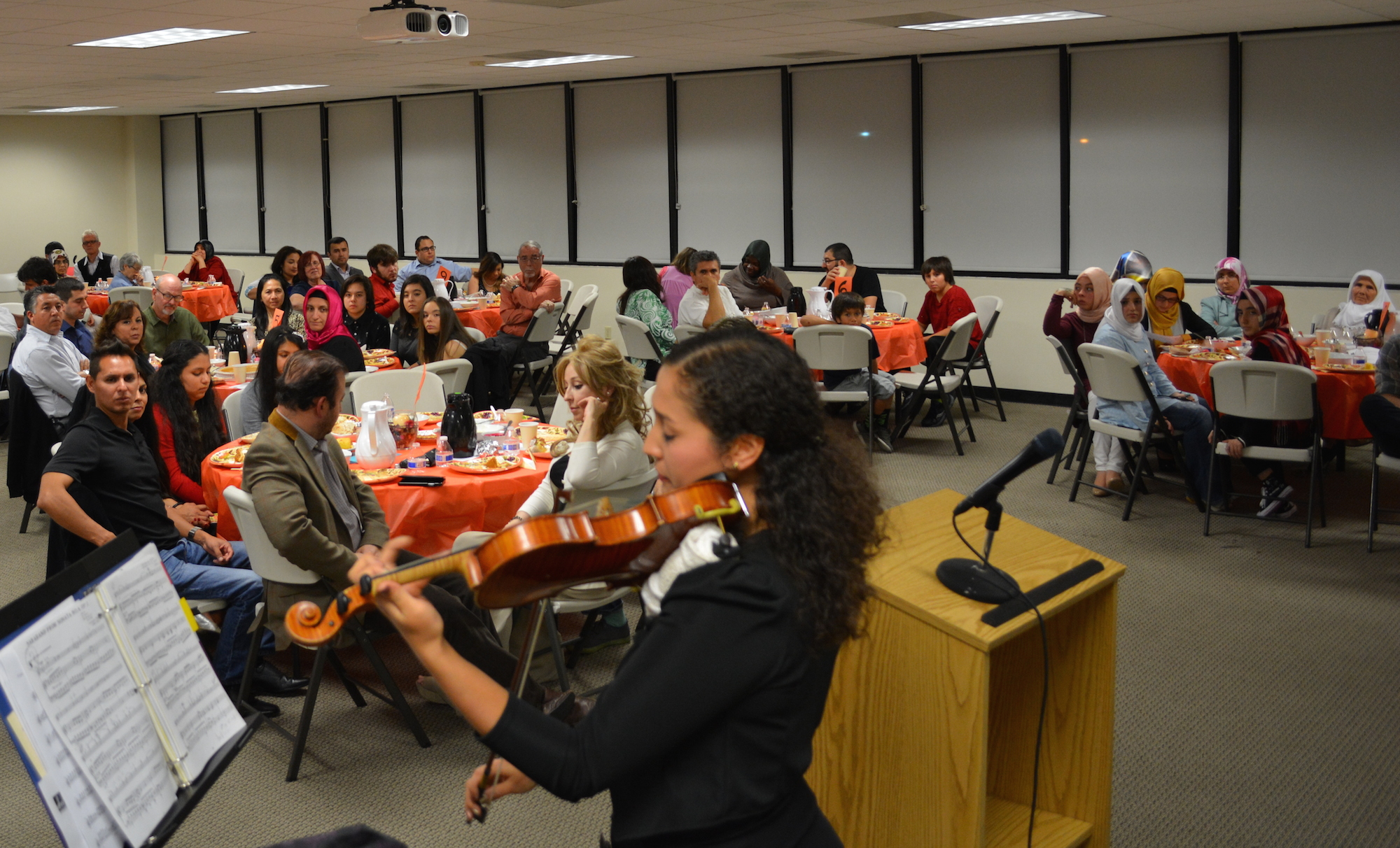 Community Joins Together for Pacifica Annual Thanksgiving Dinner