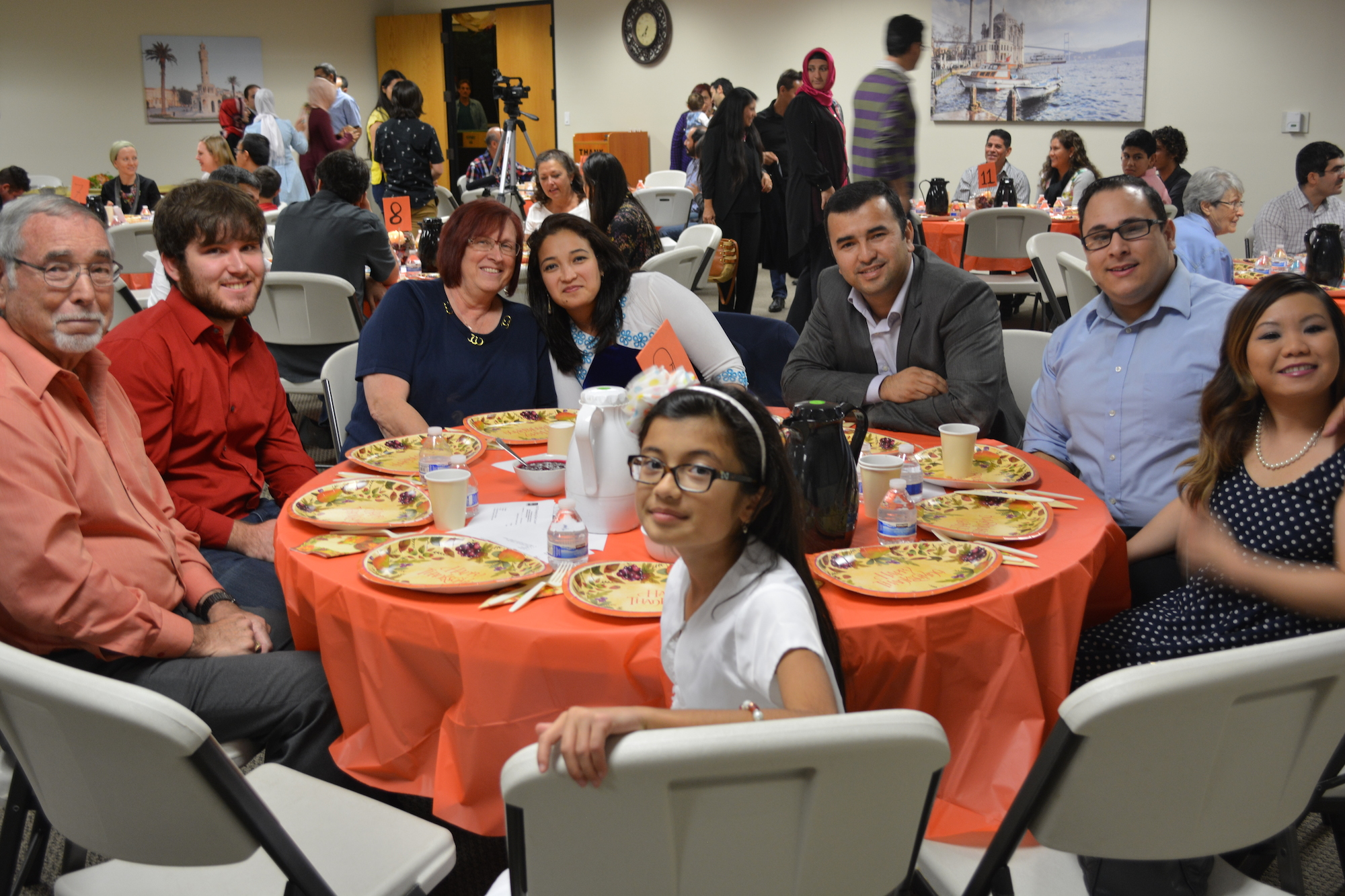 Thanksgiving Orange County