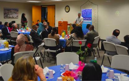 Ramadan Dinner with Orange County Sheriff's Department Interfaith Advisory Council
