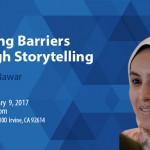 Breaking Barries Through Storytelling