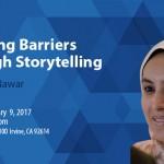 Breaking Barries Through Storytelling