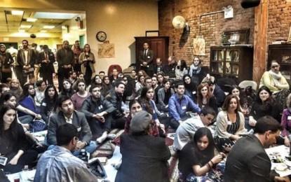 NY mosque hosts interfaith Passover seder