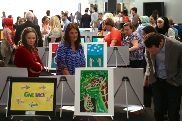 Cherishing Art Contest and Fundraiser for Homeless, Neglected and Abused Children