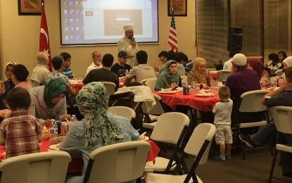 Iftar Dinner for Muslim Communities