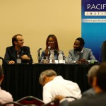 Peacebuilding and the Hizmet Movement panel held at the 2015 Parliament of the World's Religions