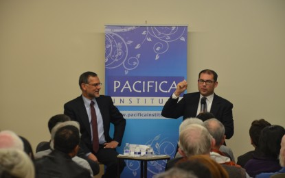 """Panel Discussion on """"Combating the Cancer of Extremism"""" at Pacifica Institute Seattle"""
